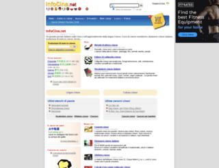 infocina.net screenshot