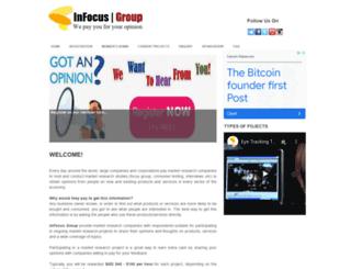 infocus-grp.com screenshot