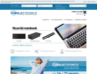 infoelettronica.net screenshot