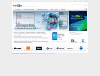 infogin.com screenshot