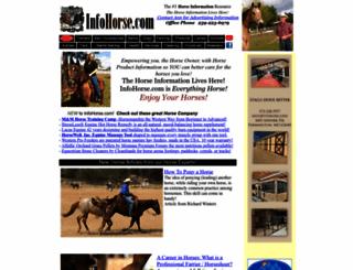 infohorse.com screenshot