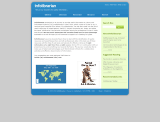 infolibrarian.com screenshot