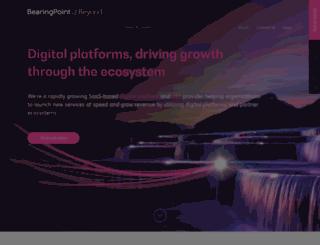 infonova.com screenshot