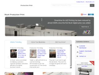 infoprint.com screenshot