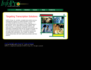 infoprogroup.com screenshot