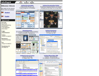 inforapid.com screenshot