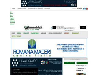 informacalcio.it screenshot
