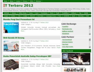 informasiciyus.com screenshot