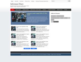 informasidiary.blogspot.com screenshot