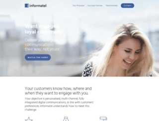 informatel.com screenshot