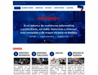 informe-c.com screenshot