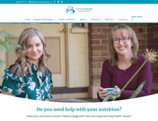 informedhealth.com.au screenshot