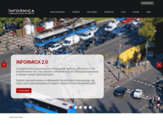 informica.pl screenshot