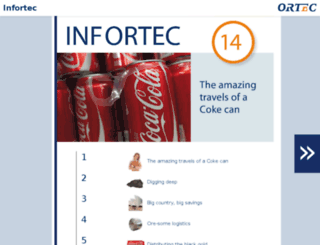 infortec.imgzine.com screenshot