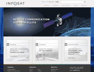 infosat.com screenshot