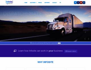 infositetech.com screenshot