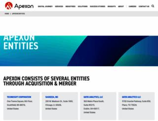 infostretch.com screenshot