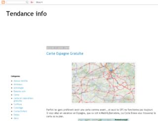 infosurtoutetrien.com screenshot