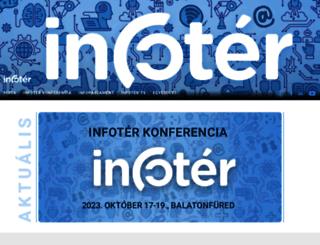 infoter.eu screenshot