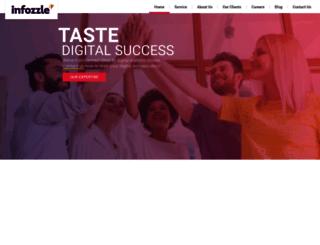 infozzle.com screenshot
