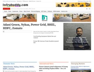 infrabuddy.com screenshot