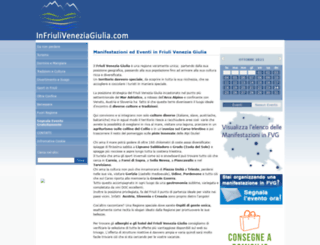 infriuliveneziagiulia.com screenshot