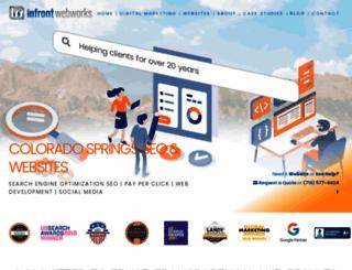 infront.com screenshot