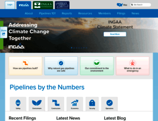 ingaa.org screenshot