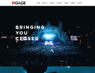 ingagemedia.co.uk screenshot