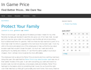 ingameprice.com screenshot