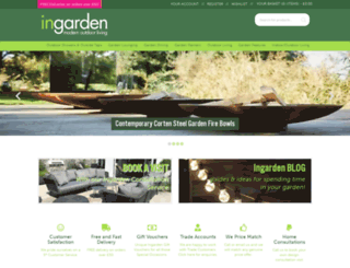 ingarden.co.uk screenshot