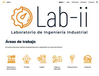 ingenieriaindustrial.info screenshot