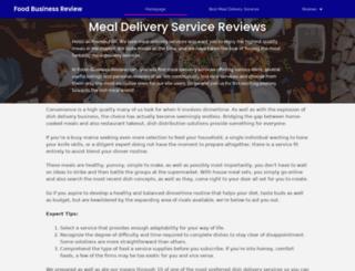 ingredients.food-business-review.com screenshot