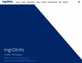ingroinfo.com screenshot