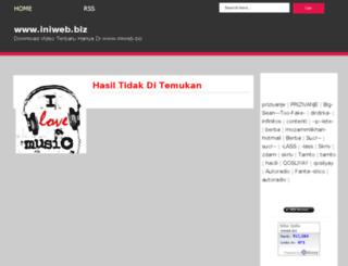 iniweb.biz screenshot
