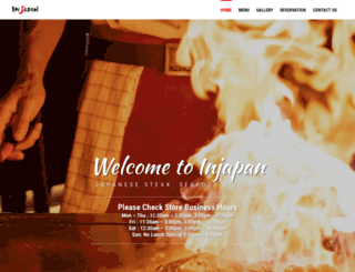 injapansushi.com screenshot