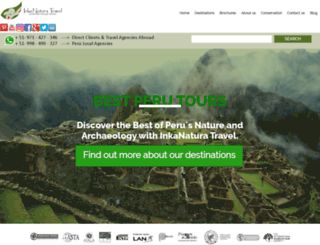 inkanatura.com screenshot