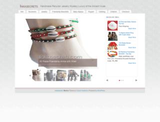 inkasecrets.com screenshot