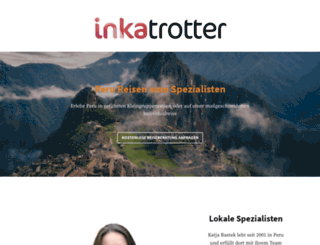 inkatrotter.com screenshot