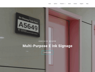 inkcase.com screenshot