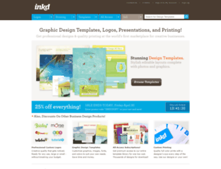 inkd.com screenshot