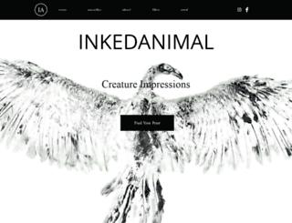 inkedanimal.com screenshot