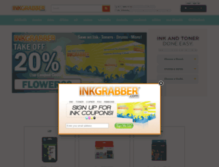 inkgrabber.com screenshot