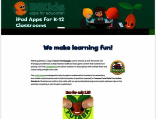inkidseducation.com screenshot