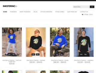 inksterinc.com screenshot