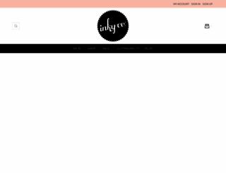 inkyco.com.au screenshot