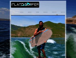 inlandsurfer.com screenshot