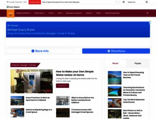 inminutes.com screenshot