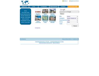 inmobolivia.com screenshot