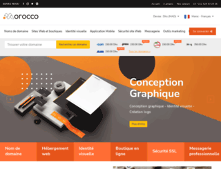 inmorocco.com screenshot